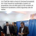 13:10 Mihai Weber: Am votat împotriva austerităţii