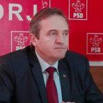 PSD Gorj, locul 5. Mihai Weber: Figurile ERODATE trebuie să facă pasul lateral