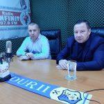 Interviurile Infinit FM din data de 16 decembrie 2019. Invitați: Mihai Paraschiv(PNL) și Mihai Prunariu(PSD)