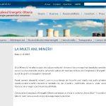 08:52 Mesajul CE Oltenia de Ziua Minerului