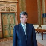 După 28 de ani la Finanțe, Gheorghe Grigorescu, instalat SUBPREFECT de Gorj