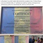 """09:28 """"Certificat de românaș adevărat"""", acordat de prefectul de Gorj"""