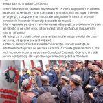 12:15 ANUNȚUL lui Mihai Weber. Un nou proiect privind salariații CE Oltenia