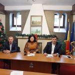 24 de milioane de euro pentru Târgu-Jiu. Romanescu A SEMNAT contractul