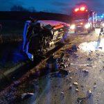 20:20 Accident la intersecția străzilor Călărași cu Meteor
