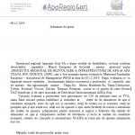 15:20 Aparegio, demersuri pentru o nouă finanțare europeană