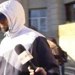 """Fiul lui Dincă  a lovit mai mulţi jurnalişti prezenţi în faţa CNA: """"Mi-a dat un pumn în  cap"""""""
