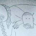 Desene cu CARACTER OBSCEN cu operele lui Brâncuși. Romanescu sesizează Ministerul Educației