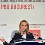 18:46 Firea, aleasă ÎN UNANIMITATE preşedinte al PSD Bucureşti