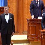 14:26 Klaus Iohannis a depus jurământul pentru al doilea mandat de președinte
