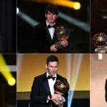 10 ani, 6 trofee, un singur rege: Lionel Messi, câștigătorul Balonului de Aur 2019