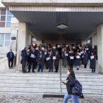 11:25 Proteste ale grefierilor faţă de abrogarea PENSIILOR SPECIALE