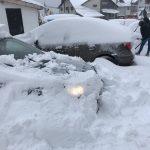 17:07 Zăpadă de JUMĂTATE DE METRU la Rânca. Aparegio a început inventarierea rețelei de apă
