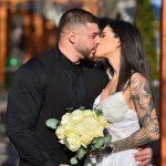 Roxana Vancea s-a căsătorit. Imagini de la starea civilă