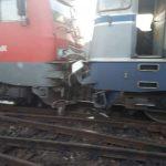 16:35 Două trenuri S-AU CIOCNIT! Persoane rănite
