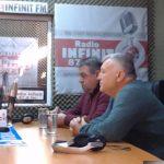 Interviurile Infinit FM din data de 7 ianuarie 2020. Invitați: Nicolae Davițoiu(PMP) și Eduard Berca(PNL)
