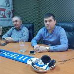 Interviurile Infinit FM din data de 8 ianuarie 2020. Invitați: Radu Miruță(USR) și Ion Fugaru