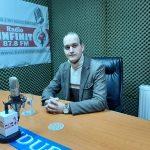 Interviurile Infinit FM din data de 17 ianuarie 2020. Deputatul Dan Vîlceanu, președinte PNL Gorj