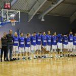 22:37 Baschetbaliștii, debut cu dreptul în Grupa Albastră