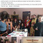 09:28 Femeie din Săcelu, sărbătorită de primar la împlinirea a 100 de ani