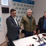 19:02 Candidaţii PMP la primăriile din Târgu-Cărbuneşti şi Tismana
