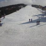 13:06 A nins la Rânca, se poate schia