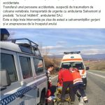15:47 Turist accidentat la Rânca