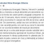 09:52 Economia la fondul de salarii, virată pe 15 ianuarie