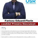 12:41 USR și-a stabilit candidații la Dănciulești, Ciuperceni și Fărcășești