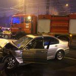 10:35 Accident cu ȘASE victime în Târgu-Jiu, din cauza unei curse ilegale de mașini. VIDEO