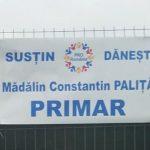 08:29 Candidatul Pro România din Dănești a început campania electorală
