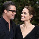 Angelina Jolie şi Brad Pitt se lansează în producţia de şampanie roze în Franţa