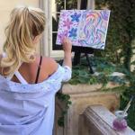 Expoziţie de artă semnată Britney Spears, deschisă în Franţa