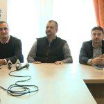 Văcaru și Coica, în conferință de presă. Priporeanu, candidatul Pro România la Primăria Fărcășești