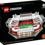Lego a creat o replică a Stadionului Old Trafford