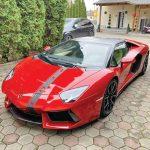Adrian Minune și-a luat Lamborghini de 400.000 de euro
