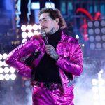 Post Malone a căzut de pe scenă în plin concert în Times Square