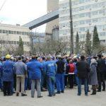 10:10 Angajaţii Termocentralei Mintia au întrerupt lucrul