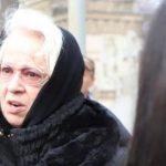 Mama Cristinei Țopescu, copleșită de durere la căpătâiul fiicei. «Iubirea vieții mele»