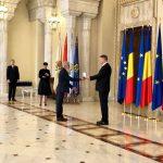 10:15 Țopescu și Cepoi, premiați de președintele Iohannis