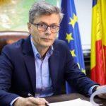17:52 Ministrul Economiei a scăpat de COVID-19