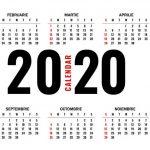 13:03 Zilele LIBERE legale din 2020