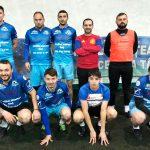 Dream Team se menține pe poziția de LIDER în Liga 1 la minifotbal