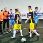 Egal în derby la minifotbal! Dream Team-ACS Victoria 1-1