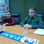 Interviurile Infinit FM din data de 20 februarie 2020. Invitați: Consilierii locali Eduard Berca(PNL) și Eduard Lădaru