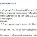 21:00 Rovența: PNL și-a asumat în fața CE că va lichida CEO în schimbul ajutorului de stat