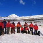 13:51 Unităţile canine de intervenţie în avalanşă, evaluate la Rânca