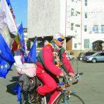 22:30 Cunoscutul biciclist Gheorghe Adam A MURIT