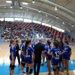 Suporterii, așteptați la Sala Sporturilor. Handbalistele, meciuri tari cu ACS Odorheiu Secuiesc și CSS Craiova