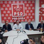 Florescu, candidatul PSD la Târgu-Jiu. Tudor NU PLEACĂ